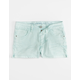 VANILLA STAR Premium Girls Twill Shorts