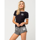 VANS Numbers Up Womens Shorts