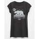 BILLABONG Cali Bear Girls T-Shirt Dress