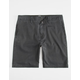 QUIKSILVER Washed Mens Hybrid Shorts