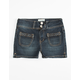 ZCO Braid Patch Girls Denim Shorts