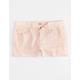 VANILLA STAR Premium Crochet Trim Girls Shorts