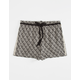 ROSSMORE Tile Print Girls Shorts