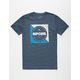 RIP CURL Squared Up Mens T-Shirt