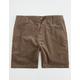 BILLABONG Pfeiffer Mens Cord Shorts