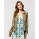 ASHLEY Roll Sleeve Womens Anorak Jacket