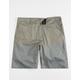 VALOR Royal Colorblocked Mens Hybrid Shorts