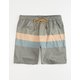 VALOR Derivative Mens Hybrid Volley Shorts