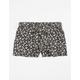 FULL TILT Ditsy Girls Tie Front Shorts