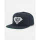 DIAMOND SUPPLY CO. Brilliant Mens Snapback Hat