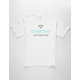 DIAMOND SUPPLY CO. Typeset Mens T-Shirt