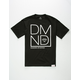 DIAMOND SUPPLY CO. Diamond Linear Mens T-Shirt