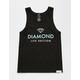 DIAMOND SUPPLY CO. Typeset Mens Tank