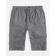 BROOKLYN CLOTH Moto Mens Jogger Shorts