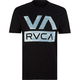 RVCA Digital Logo Mens T-Shirt