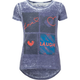 FULL TILT Love Photo Reel Girls Tee