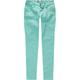 YMI Color Burst Girls Skinny Jeans