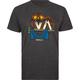 RVCA Mill Owl Mens T-Shirt