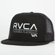 RVCA Distress Mens Trucker Hat