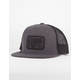 RVCA Overtime Mens Trucker Hat