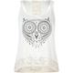 FULL TILT Owl Lace Back Womens Tank