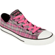 CONVERSE Chuck Taylor Plaid Girls Shoes