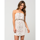 BILLABONG End Of The Line Dress