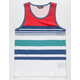 O'NEILL Heist Boys Pocket Tank