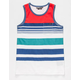 O'NEILL Heist Little Boys Pocket Tank