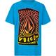 VOLCOM Check Clash Boys T-Shirt