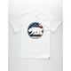 RIP CURL Taylor Cali USA Boys T-Shirt