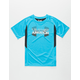UNDER ARMOUR Interlock Little Boys T-Shirt