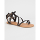 BAMBOO Criss Cross Womens Sandals