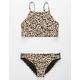 BILLABONG Purty Wild Girls Tank Bikini Set