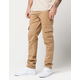 CHARLES AND A HALF Mens Skinny Cargo Pants