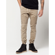 EAST POINTE Moto Mens Twill Jogger Pants
