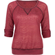 FULL TILT Lace Burnout Womens Top