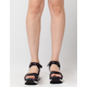 DIRTY LAUNDRY Ginger Ale Womens Flatform Sandals