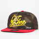 OFFICIAL Get Some Mens Snapback Hat