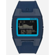 NIXON Lodown Silicone Watch