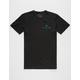 RIP CURL Corporate Heritage Mens T-Shirt