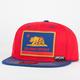 OFFICIAL Cali Patriot Mens Snapback Hat