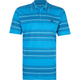 VOLCOM Uckles Stripe Mens Polo Shirt