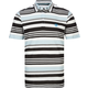 VOLCOM Think Stripe Mens Polo Shirt