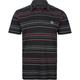 VOLCOM Tunk Stripe Mens Polo Shirt