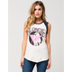 JUNK FOOD Blondie Womens Raglan Tee