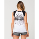 METAL MULISHA Native Womens Raglan Muscle Tee