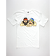 ASPHALT YACHT CLUB x CHEECH & CHONG Mens T-Shirt