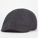 BLUE CROWN Plaid Mens Driver Hat