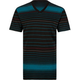 MICROS Striped Mens T-Shirt